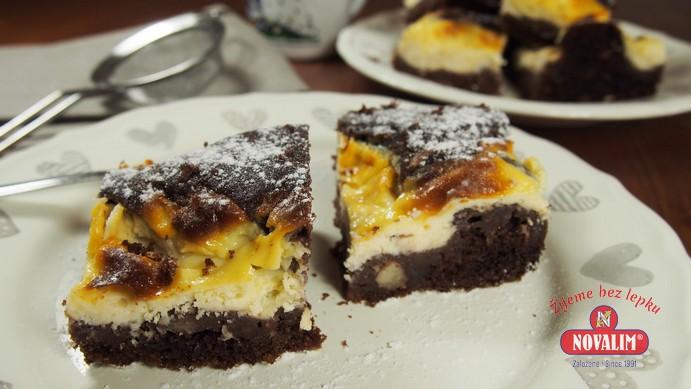 hrnčekový koláč bez lepku