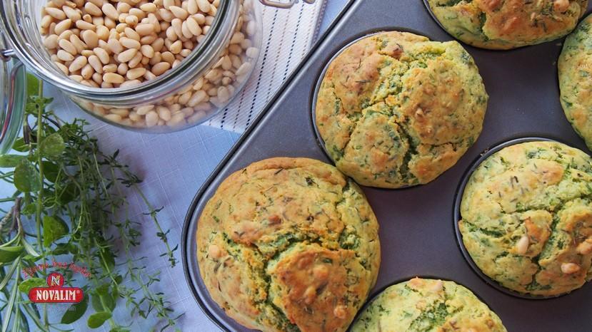 Slané florentínske muffiny