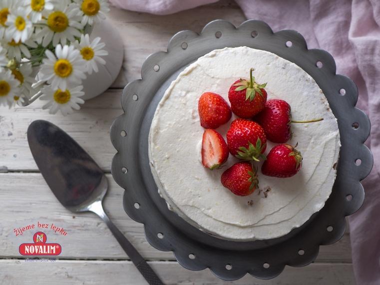 Maková torta bez lepku