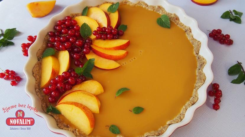 ovocný tart bez lepku